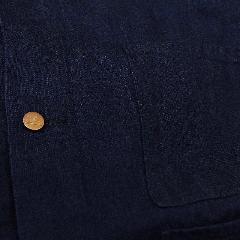 1930s DENIM SHORT COVERALL ONE WASH【再入荷】