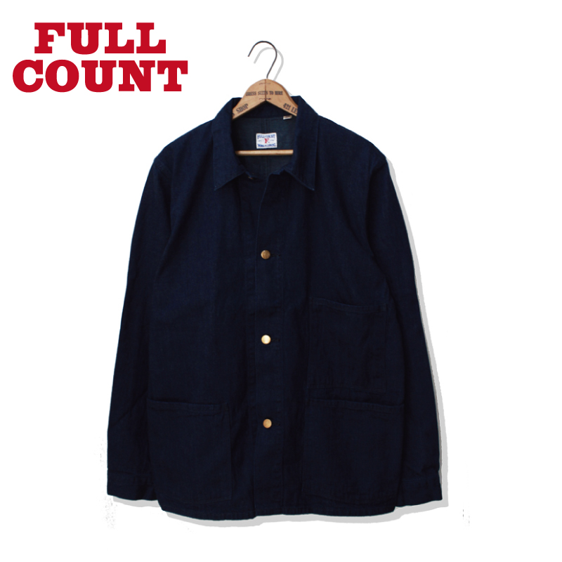 1930s DENIM SHORT COVERALL ONE WASH(残り僅か!)