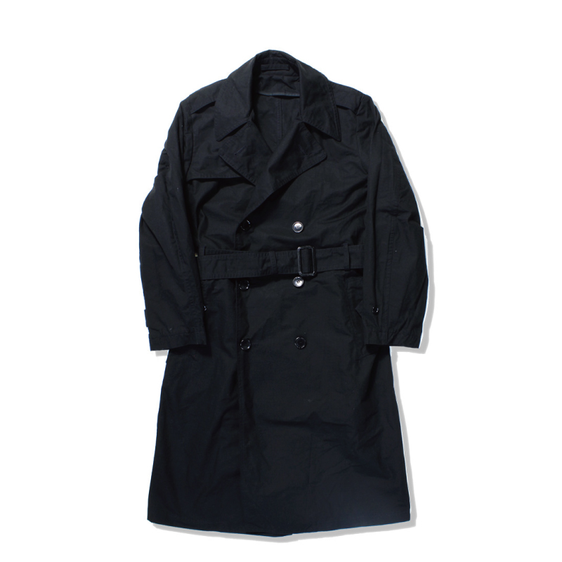 "Rip-stop Army Trench Coat ""Boggy""(D.C.L.S)【再入荷】"