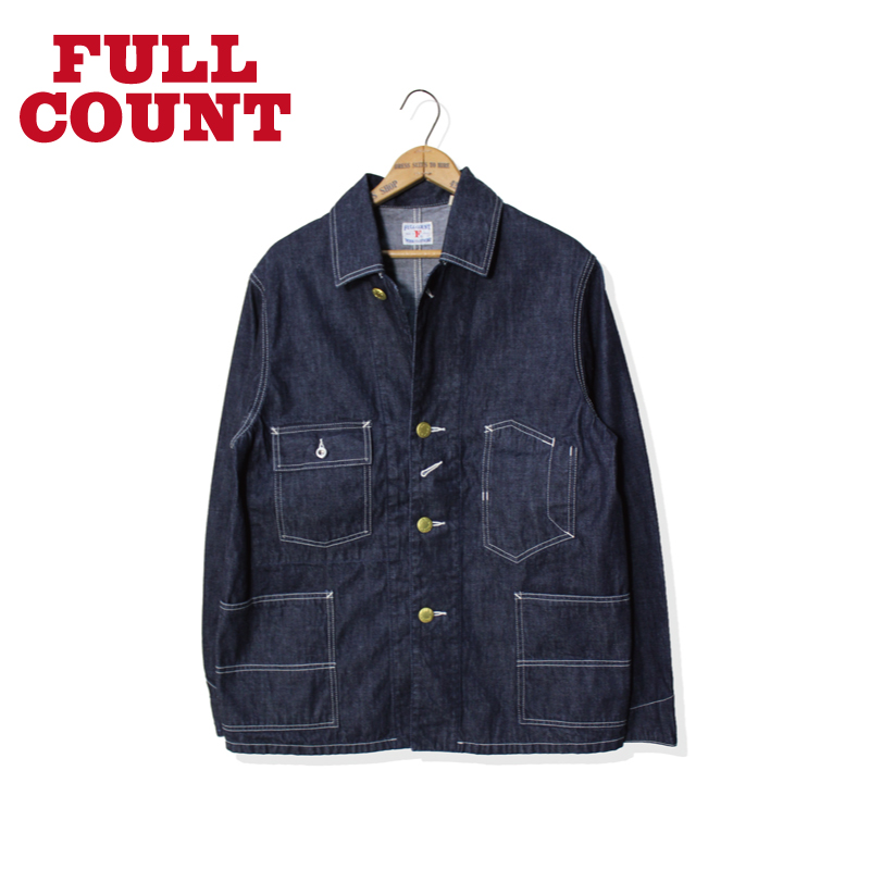 DENIM COVERALL JACKET[先行予約ページ]