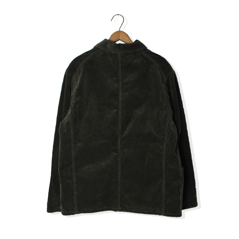 CORDUROY COVERALL JACKET【再入荷!】
