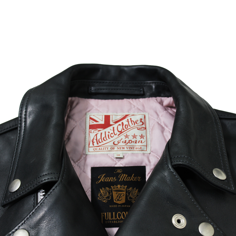BRITISH DOUBLE RIDERS JACKET by ADDICT CLOTHES【数量限定!】