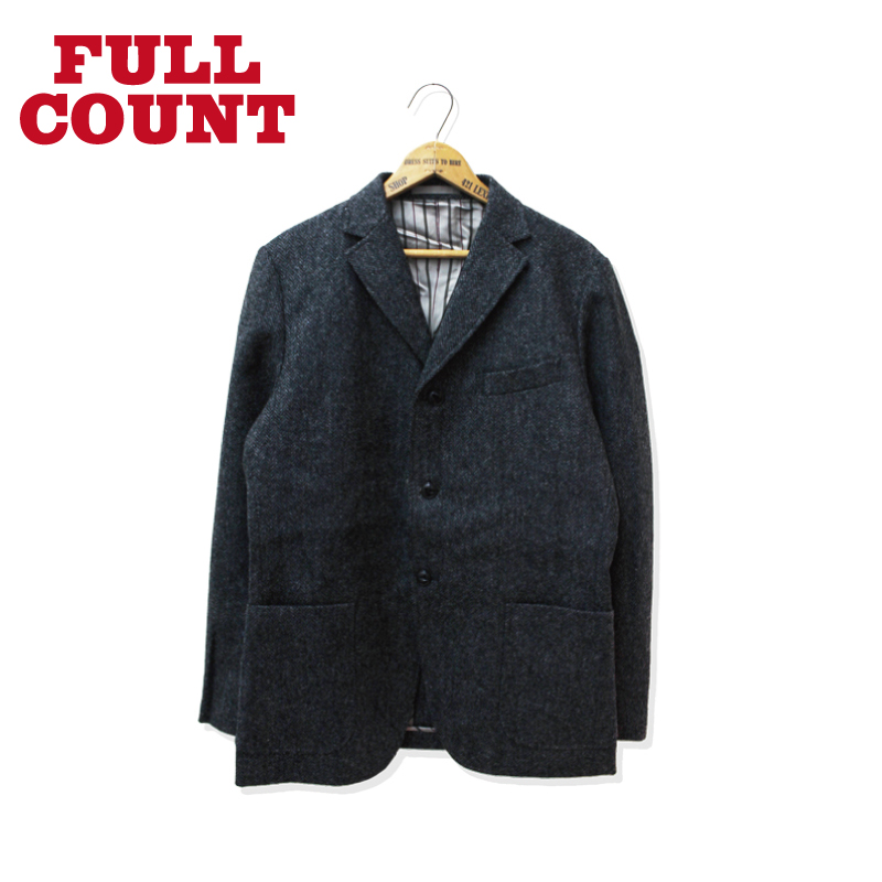 TWEED SACK JACKET【新発売!】
