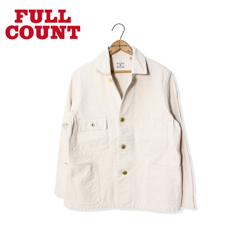 No.8 CANVAS COVERALL JACKET【新発売!】