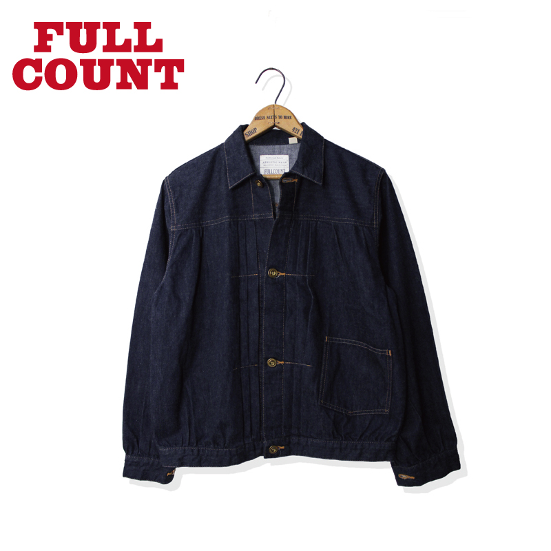 LIGHT DENIM WORK JACKET【再入荷!】