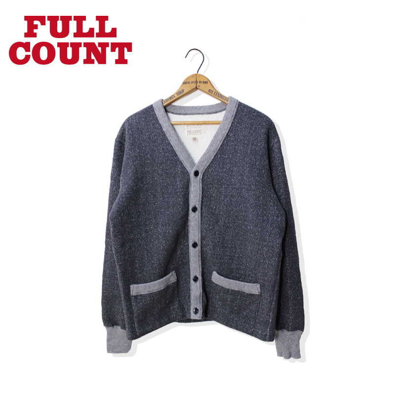 SWEAT CARDIGAN【新発売!】