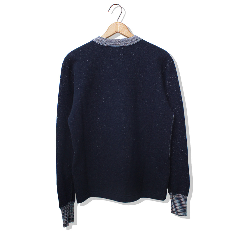 SWEAT CARDIGAN【再入荷】