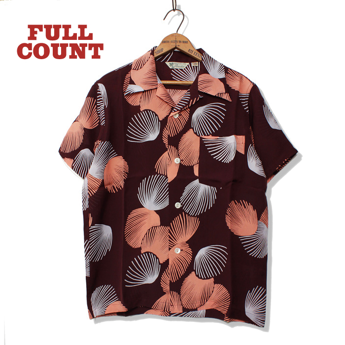 HAWAIIAN SHIRTS ''SCALLOPS''