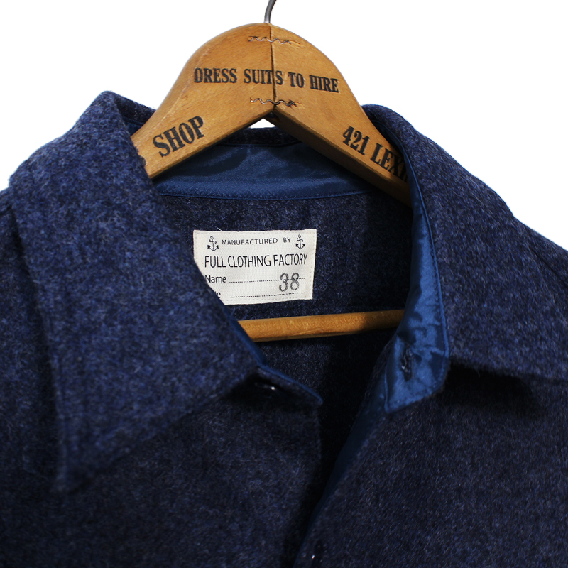 WOOL CPO SHIRTS