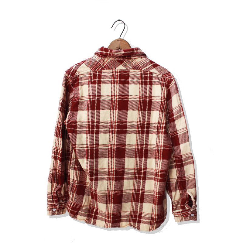 "ORIGINAL CHECK NEL SHIRTS ""WALSH"""