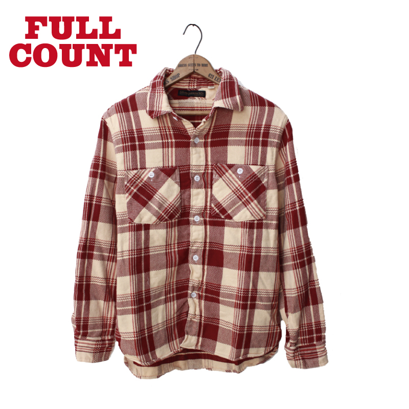 "ORIGINAL CHECK NEL SHIRTS ""WALSH""(再入荷)"