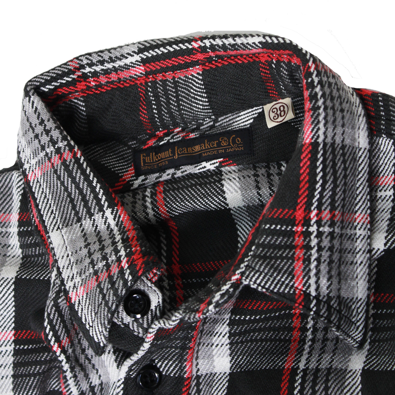 "ORIGINAL CHECK NEL SHIRTS ""FELDER"""