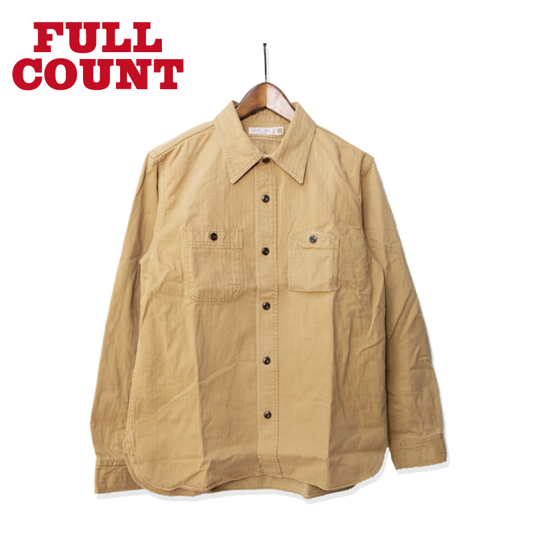 "YAMAPOKE WORK SHIRTS""HBT"""