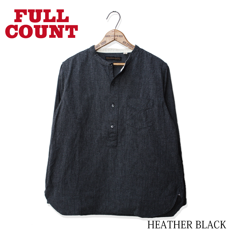 EARLY 20TH PULLOVER CHAMBRAY WORK SHIRTS