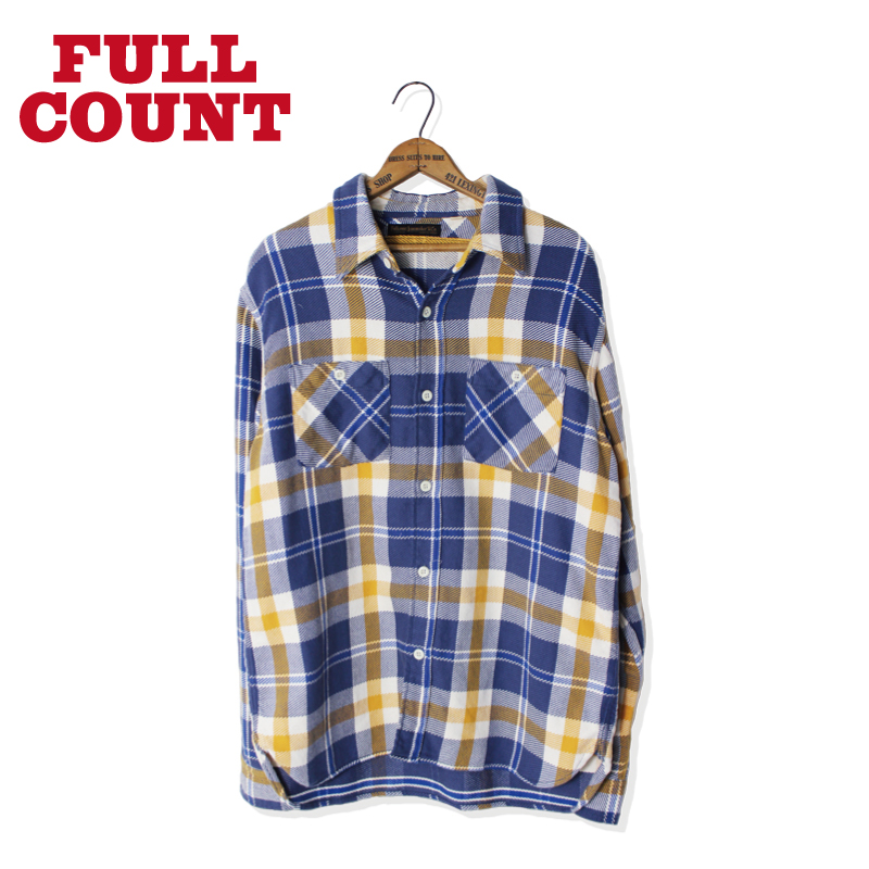 "ORIGINAL CHECK NEL SHIRTS ""SOUTHER""【新発売!】"
