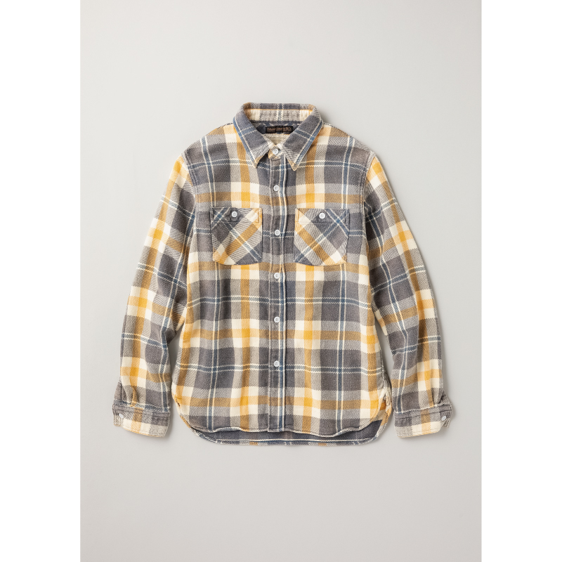 Original Check Flannel E-Flow Wash 'Souther'【新発売!】