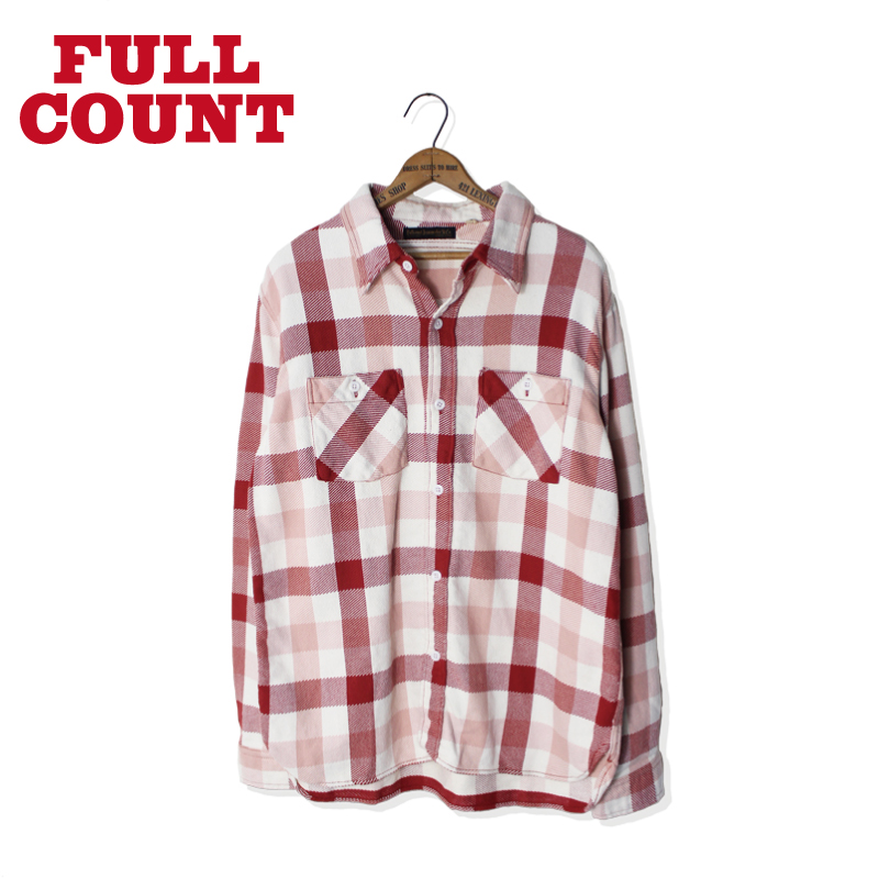 "ORIGINAL CHECK NEL SHIRTS ""BROWNE""[先行予約ページ]"