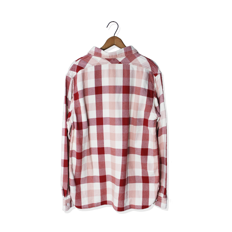 "ORIGINAL CHECK NEL SHIRTS ""BROWNE""【新発売!】"