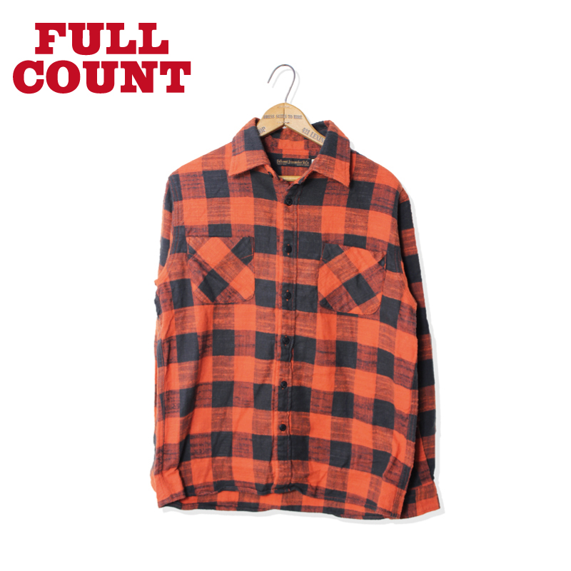BUFFALO CHECK PLAIN SHIRTS【新発売!】