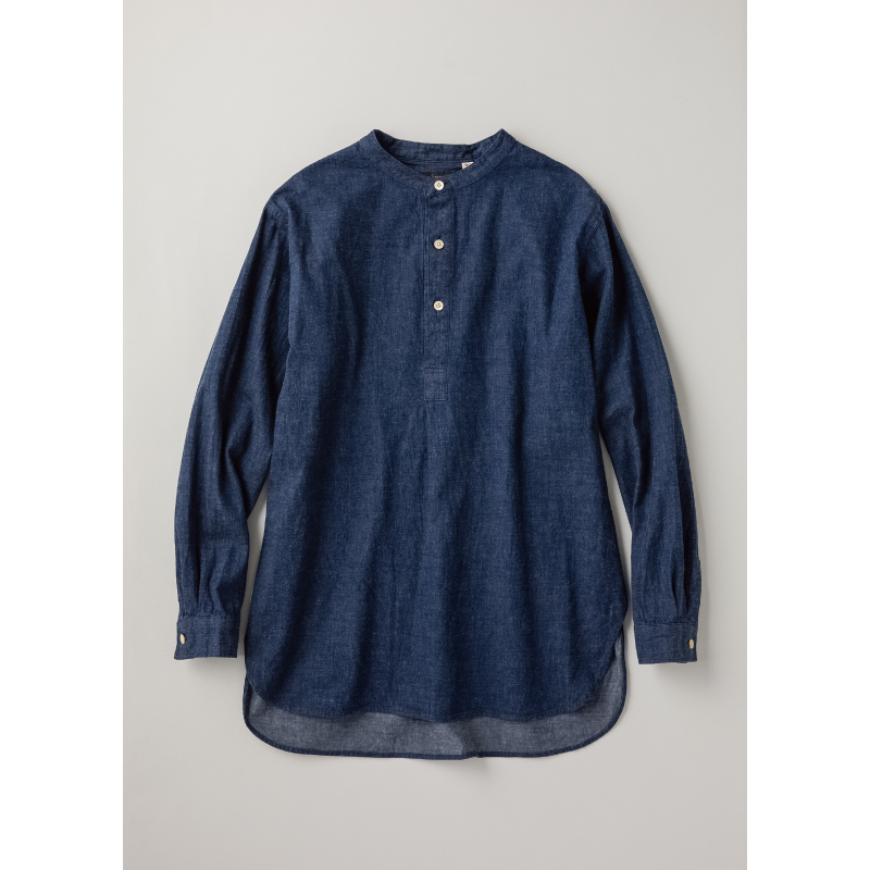 Denim French Farmers Shirt[先行予約]