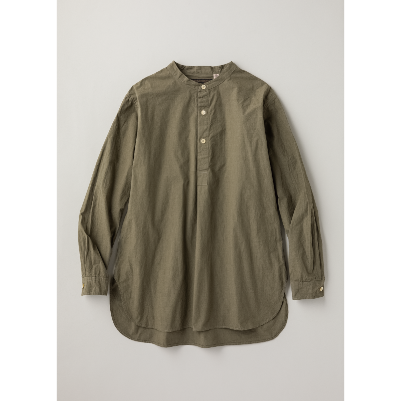 Poplin French Farmers Shirt【好評発売中!】