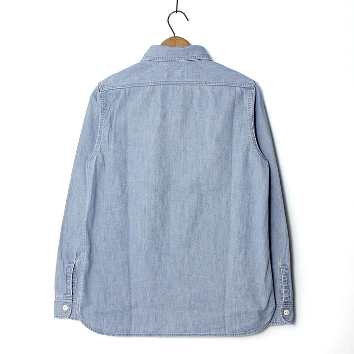 DENIM WORK SHIRTS【再入荷】