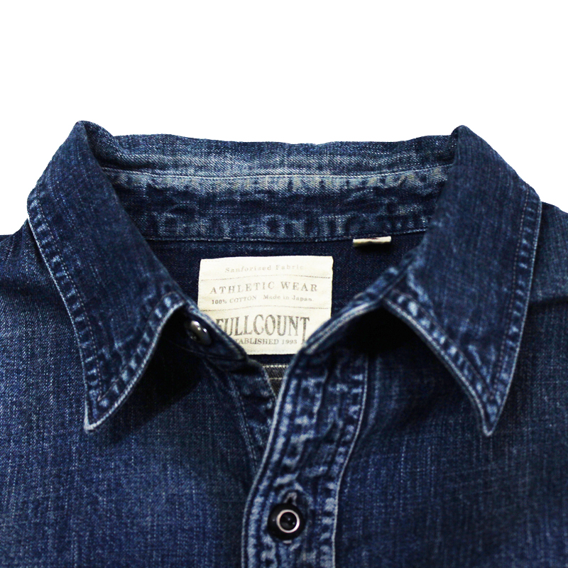 DENIM WORK SHIRTS HW【本日再入荷!】