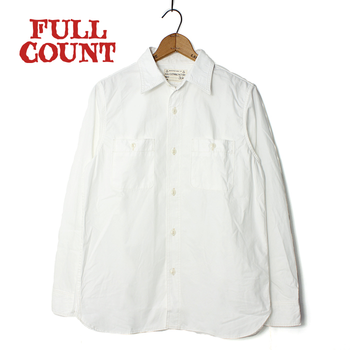 COTTON WORK SHIRTS