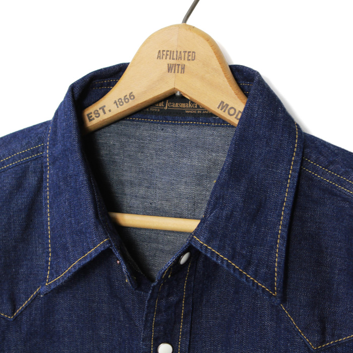 DENIM WESTERN SHIRTS