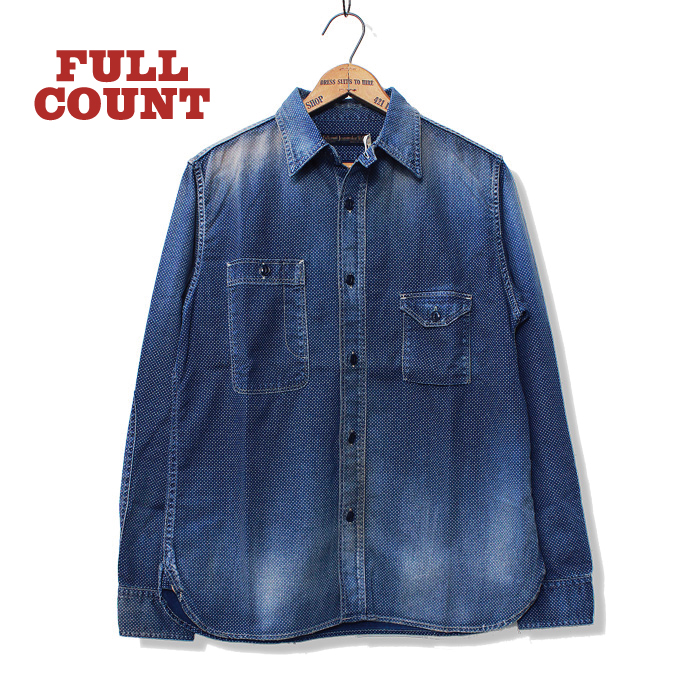 CIGARETTE POCKET WORKSHIRTS ''LANG SERVICE''(再入荷)