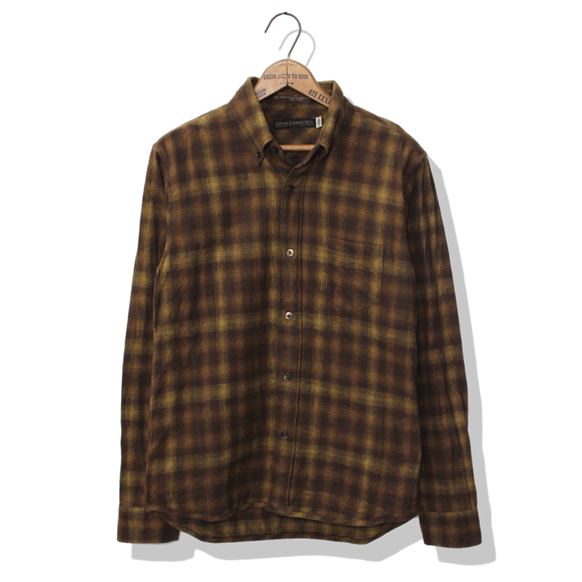 OMBRE CHECK NEl B.D.SHIRTS