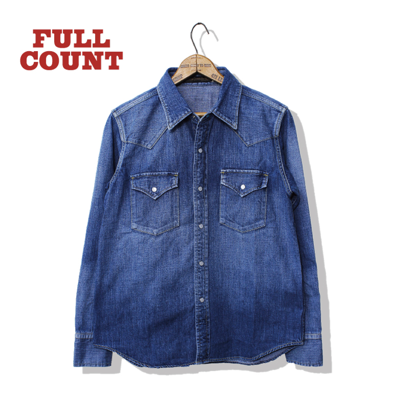 "WESTERN SHIRTS ""BLUE LETTER""【再入荷】"