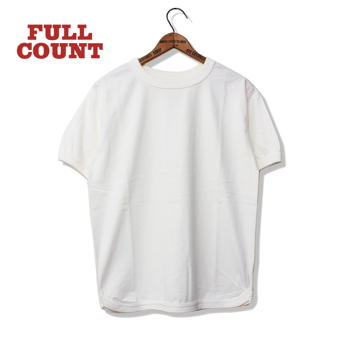 FLAT SEAM HEAVY WEIGHT TEE【再入荷】