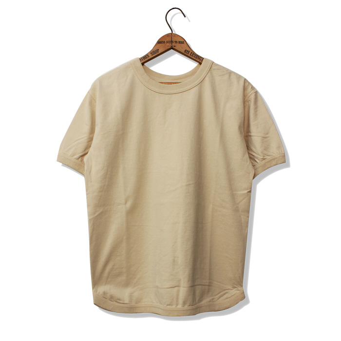 FLAT SEAM HEAVY WEIGHT TEE
