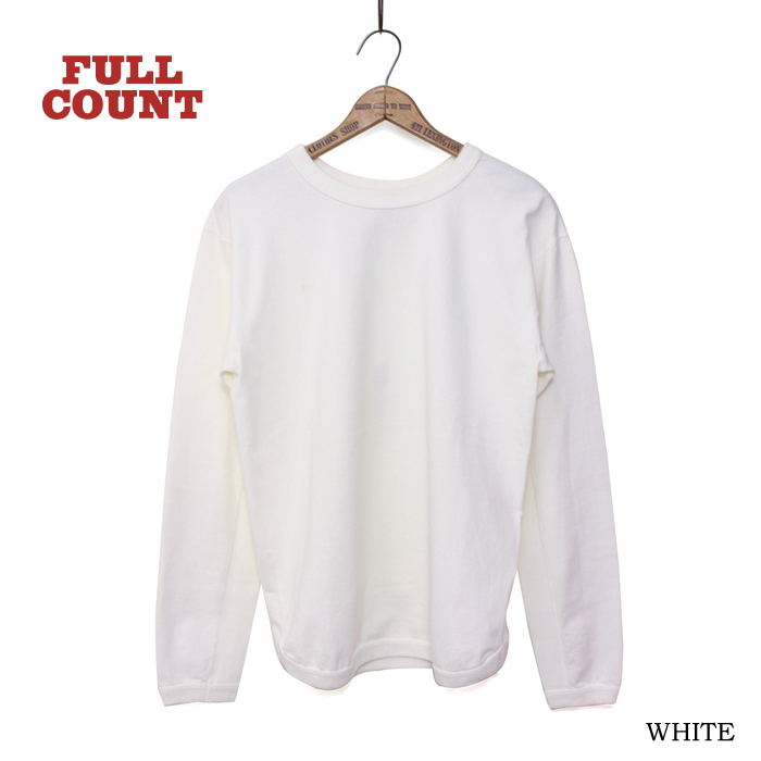 FLAT SEAM HEAVY WEIGHT L/S TEE【再入荷】