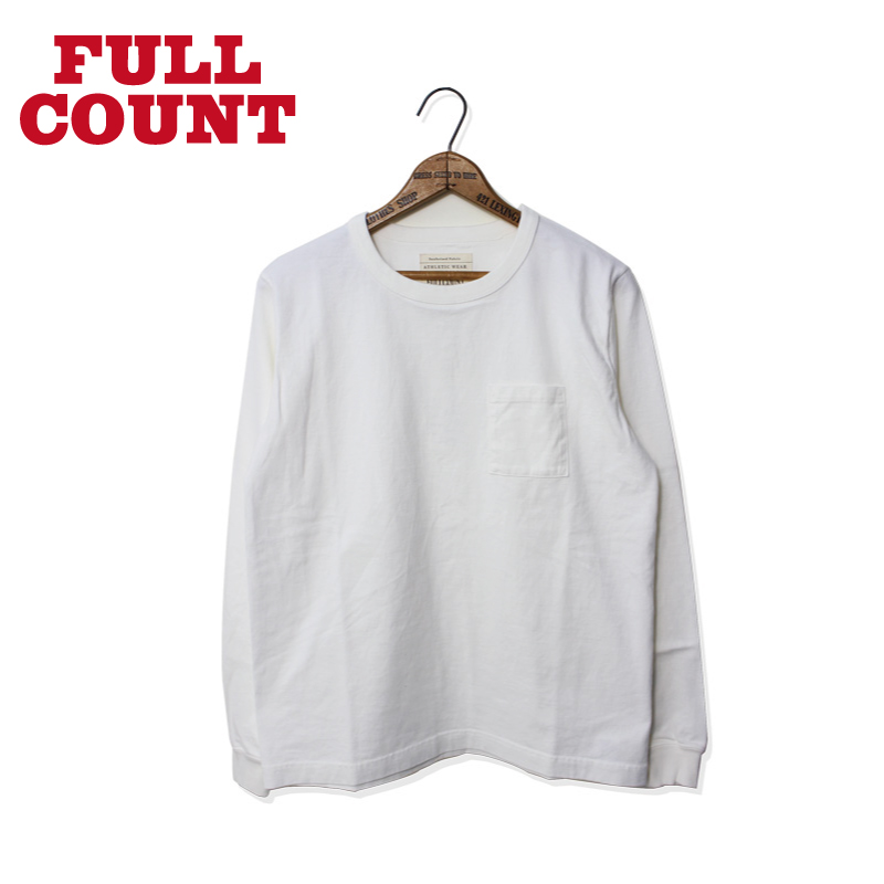 BASIC POCKET TEE L/S【再入荷】