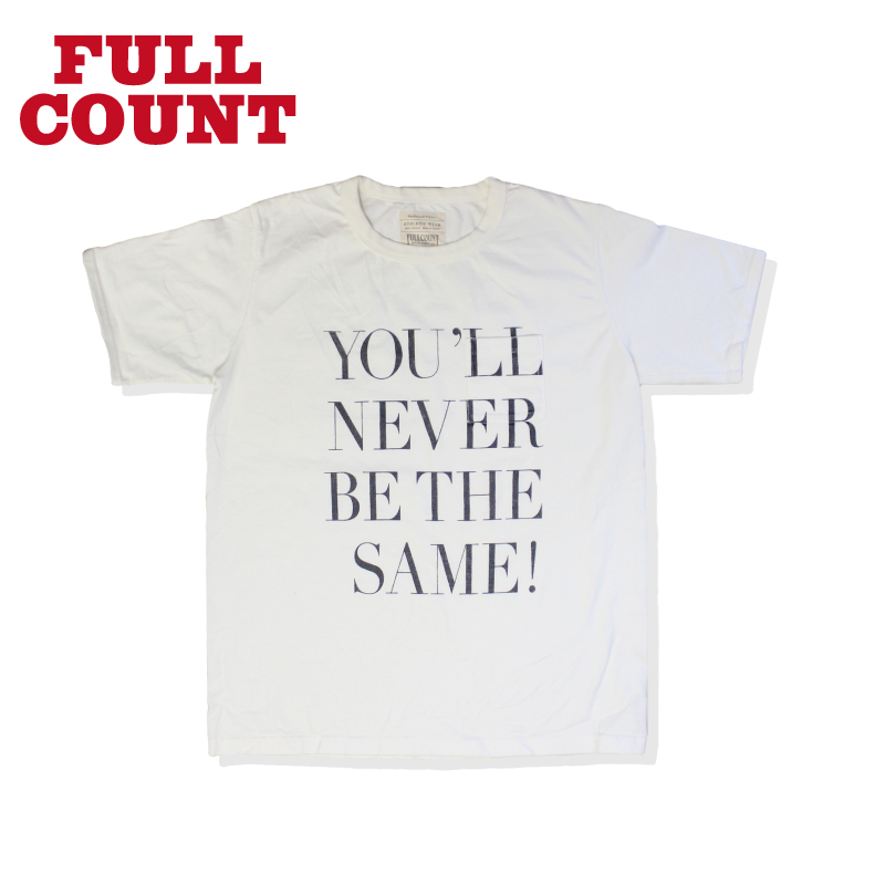BASIC PRINT TEE【NEVER BE THE SAME!】【新発売!】