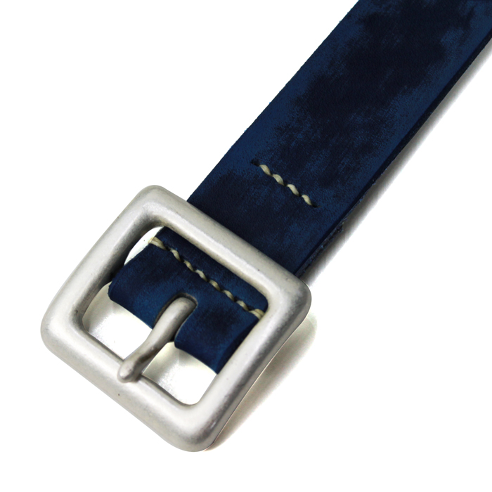 WILD LEATHER GARRISON BELT