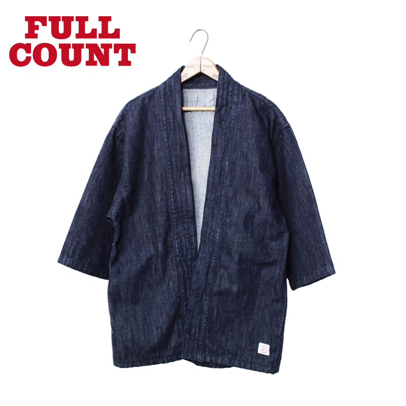 DENIM HAPPI COAT【再入荷!】