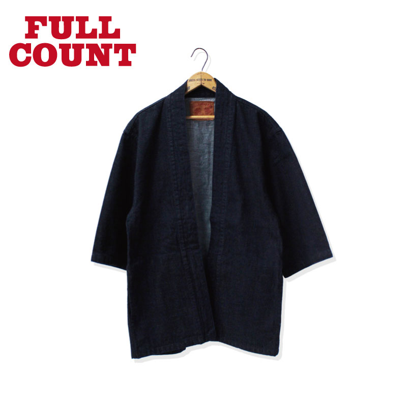 DENIM HAPPI COAT 古ver.【再入荷!】
