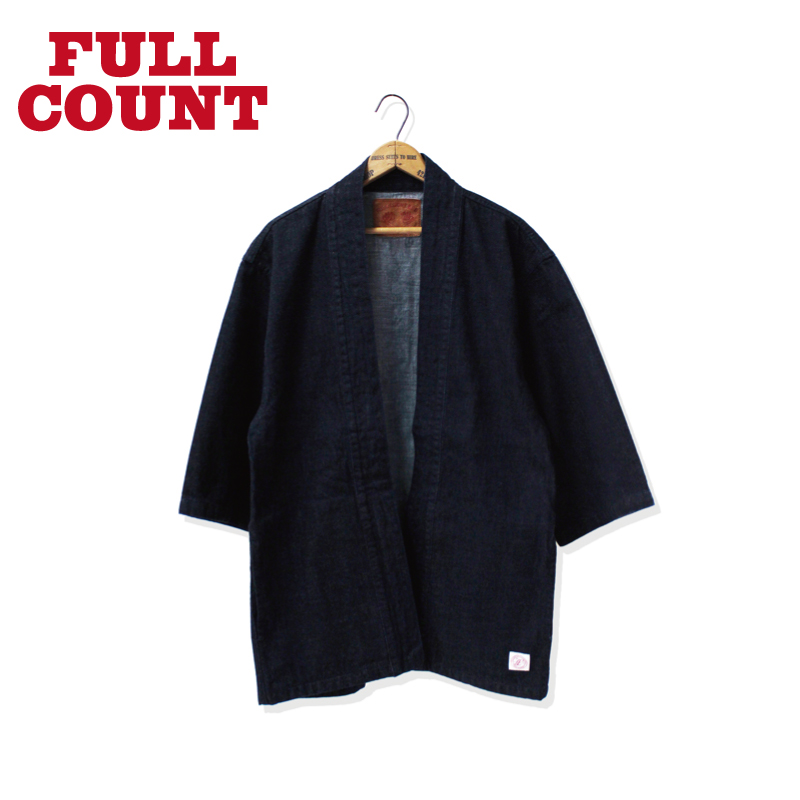 DENIM HAPPI COAT[予約ページ]