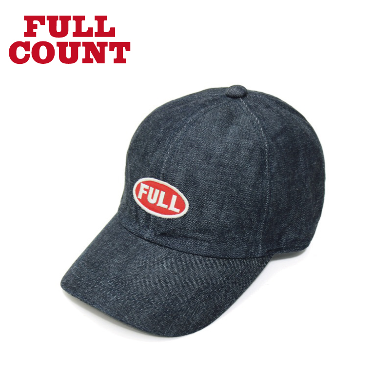 FULL Emblem Denim B.B.Cap