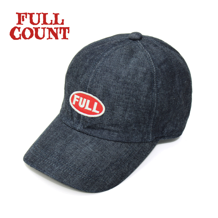 FULL WAPPEN DENIM CAP