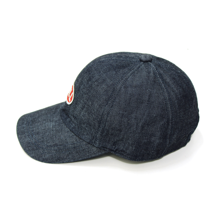 FULL WAPPEN DENIM CAP【再入荷】