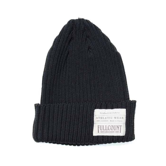 COTTON RIB WATCH CAP