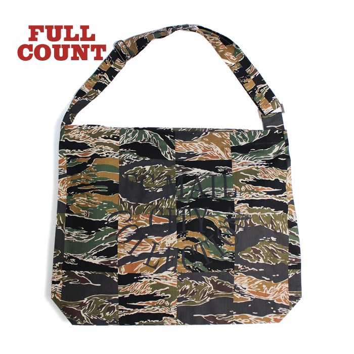 NEWS PAPER BAG(TIGRT CAMO)