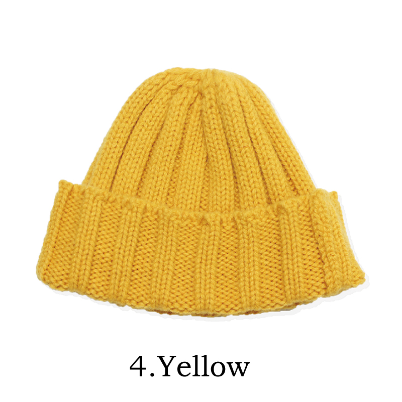 BRITISH WOOL WATCH CAP
