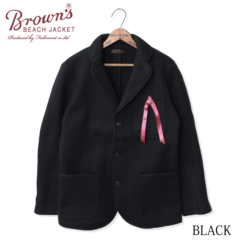BROWN'S BEACH TAILORED JACKET【一部再入荷!】