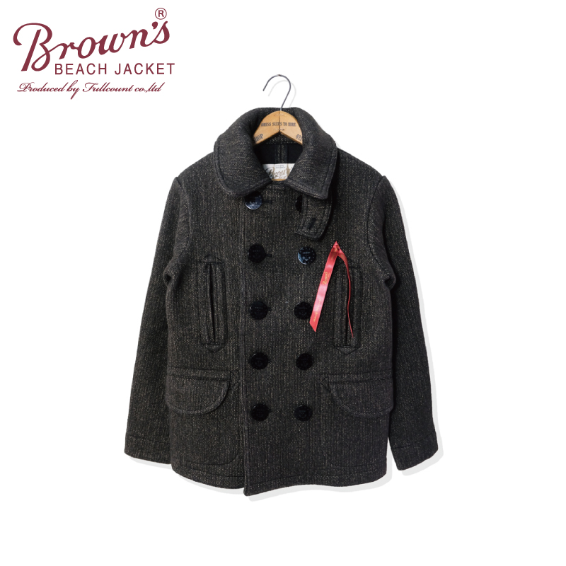 BROWN'S BEACH P-COAT【新入荷!】