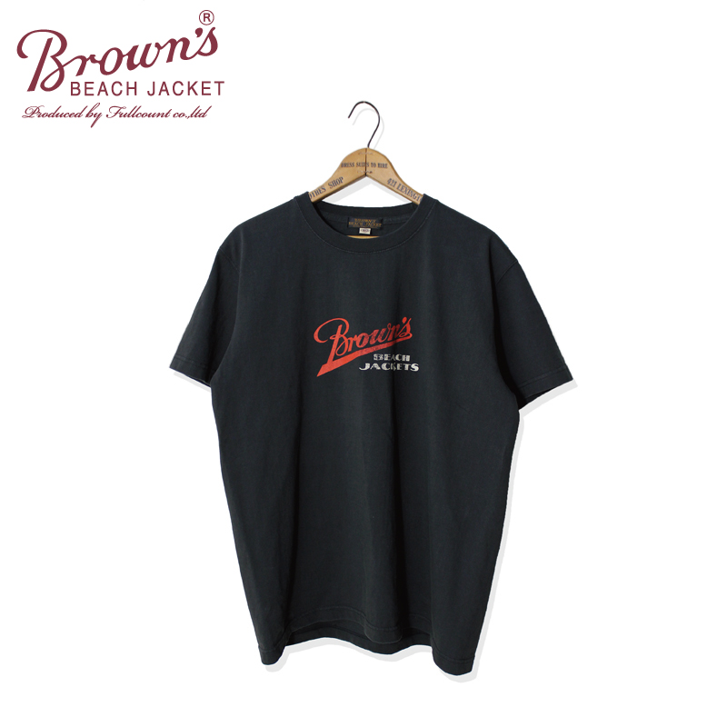BROWN`S BEACH TEE 1【残り僅か!】